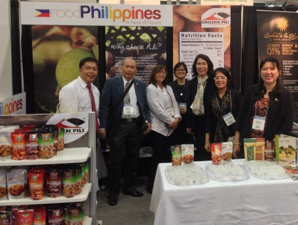 Bicol Delegation at Booth 2831